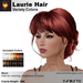 A&A Laurie Hair Variety Colors V2,braided low bun mesh updo style