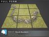 "[Prim 3D] - Rock Borders ""FULL PERM""*"