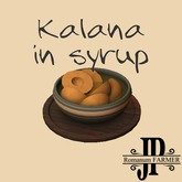 Ka-La-na in syrup [G&S]