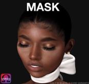 mask - preplucked frontal hairbase (style2v2)