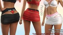 adorsy - Madison Skirt Fatpack - Maitreya