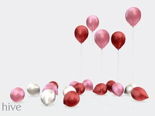 hive // lover balloons set [wear to unpack]