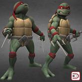 [Danielito] Teenage Mutant Ninja Turtles Raphael