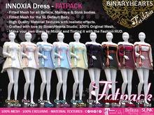 BINARYHEARTS - INNOXIA Dress (FATPACK)