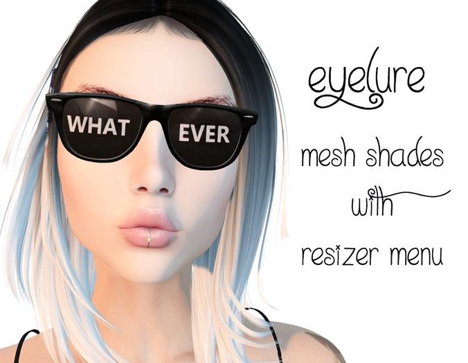 Eyelure Shades  Black  WHATEVER