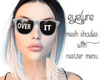 Eyelure Shades  White OVER IT