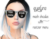 Eyelure Shades  Lime  TOO COOL