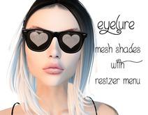 Eyelure Shades   Black ♥♥