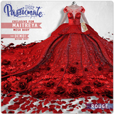 :Moon Amore: Passionate Gown / ROUGE