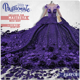 :Moon Amore: Passionate Gown / PURPLE
