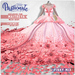 :Moon Amore: Passionate Gown / PINKY MIX