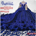 :Moon Amore: Passionate Gown / AZUL