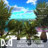 ~DaD DESIGN~ Palmetto Mesh - 1L Gift !