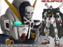 <RE:SURFACE> XM-X1 Crossbone Gundam