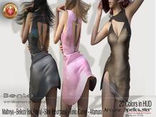 Dress Benny BENTO *Arcane Spellcaster* Ak-Creations