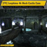[FYI] Leephima 4k Mesh Castle Cave