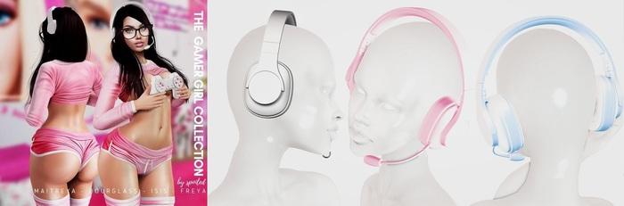 Spoiled - Gamer Girl Headset Fatpack