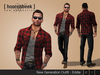 Complete Outfit - Eddie - Signature, Belleza, SLink, Classic Avatar