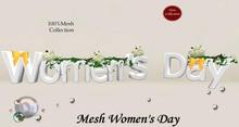 Mesh Women's Day v. 3