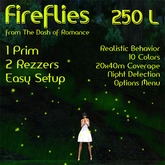 Fireflies -  The Dash of Romance Firefly