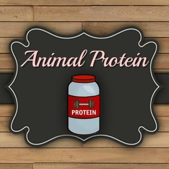 DFS TEXTURE - Animal Protein