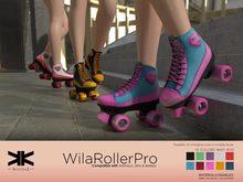 WilaRollerPro :: Woman Rollers :: 10 Colors :: {kokoia}