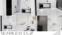 M E R C H- SEAMLESS LUX BATHROOM