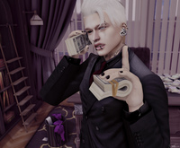 *!R.O!* One Moment -MALE- BENTO GIFT Pose w/ Mesh Money