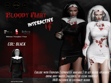 S&P Bloody Mary black (wear to unpack)