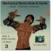 Blackburns Bento Mechanical Arms & Hands JOMO Dragon