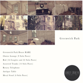 Scarlet Creative Greenwich Park House MT Boxed RARE
