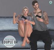 #HeLLO poses. Couple Pose 04