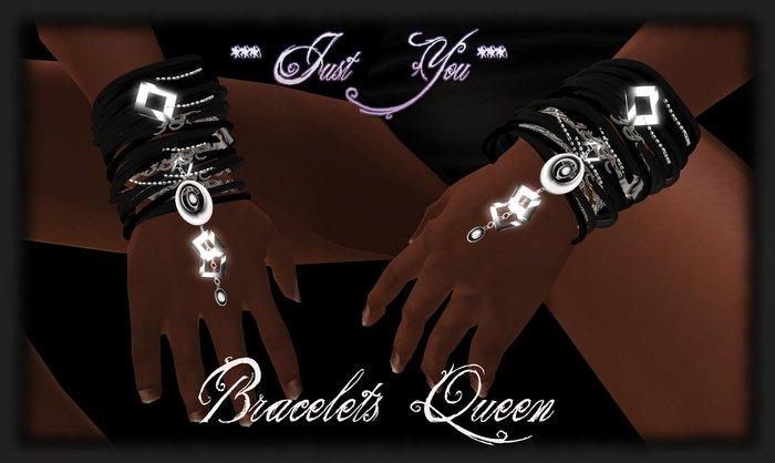 *** Just You *** Bracelets Queen