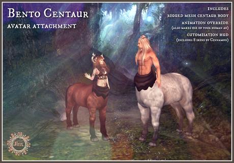 Jinx : Centaur - wear to unpack