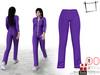 Full Perm Women's Tracksuit Pants Slink, Ocacin Voluptuous, Maitreya, Belleza, Ocacin Standard, Tonic