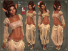 Genie * GOLD * Outfit by Caverna Obscura - Maitreya, Belleza Freya, SLINK Physique