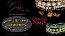 KUNGLERS - Gigi bracelets
