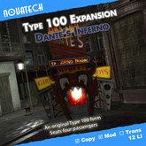 Type 100 Form - Dante's Inferno