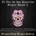 Sugar skull 3 t