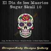 Sugar Skull 10