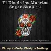 Sugar Skull 12