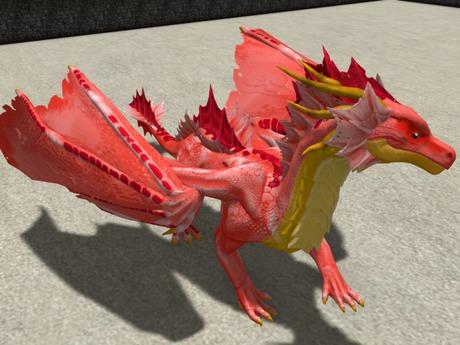 9 Download origami Fiery Dragon Instructions | Origami dragon ... | 345x460