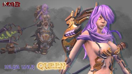 70% OFF!!!!! [KJ]Naga War Queen v 1.2