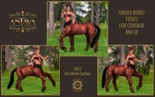 :: ANTAYA :: Unisex bento poses for centaur Jinx 01 (wear me)
