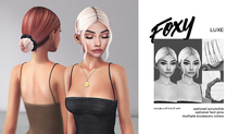 #Foxy - Luxe Hair (Blondes)