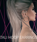 Tooty Fruity - Tali - Hoop Earrings 1L$