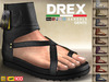 CA PROMO BELLEZA SIGNATURE SLINK TMP DREX SANDAL GENTS LEATHER