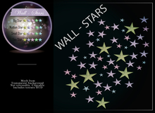 *SALE* Tooty Fruity - Wall - Stars