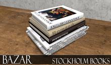 ~BAZAR~Stockholm Books