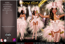-Lamu Fashion-Outfit *Show Girl* SPECIAL PRICE!!!